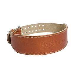 "4"" Oiled Leather Belt"
