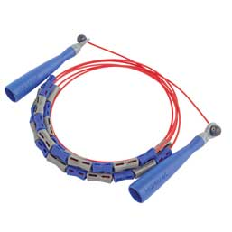 Beaded X2 Speed Rope