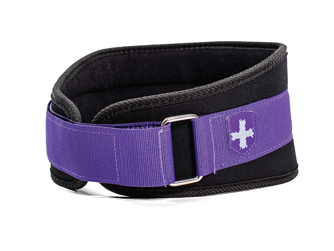 Women's_5inch_FoamBelt_Coiled_Purple